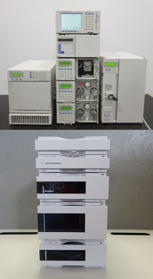 At TOPLAB INDIA All Of Our High Performance Liquid Chromatography HPLC Systems Are Fully Refurbished And Tested To Ensure They Conform Method
